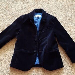 H&M Toddler Boy's Velvet Blazer